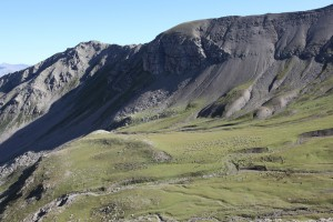2011, la montagne de la Bonette