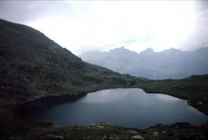 le lac Serpent, 1986
