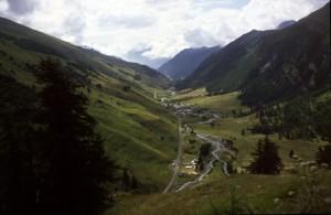 la vallée de Chianale