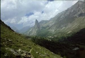 descente vers Campo Base, 1990