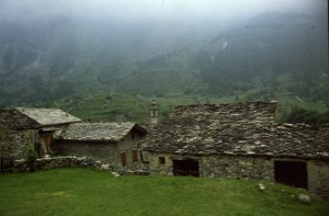 le village de Chiappera, 1990