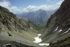 il colle d'Enchiausa, 1990