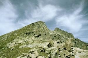 1986, Cime du Mercantour (2772m)