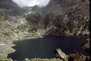 1982, le lac Long