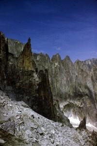 1981, le Pas de Préfouns (2615m)