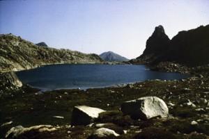 1981, le lac Nègre