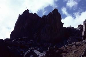 1986, le Ponset (2828m)