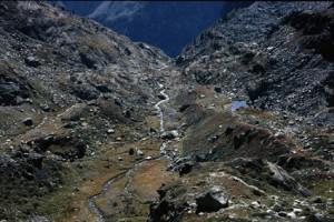 1986, le vallon de Baissette