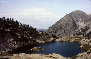 1982, le lac de Tres Colpas