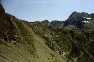 1981, montée vers le Rabuons