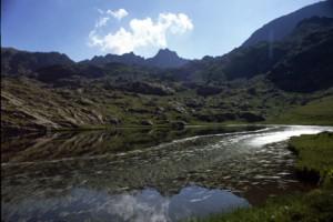 les lacs Morgon, Salso Moreno, 1995