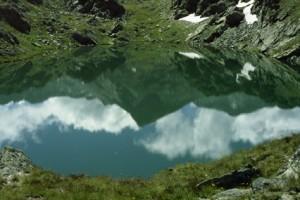 le lac Bleu, 1996