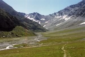 le vallon de Chabrière