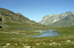 le lac du Longet