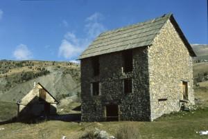 Beuil, maison rural au quartier d'Ars
