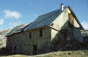 Beuil, maison rurale au quartier d'Ars