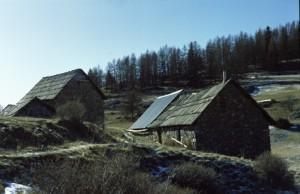 Beuil, maison et grange au quartier d'Ars