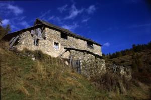 Beuil, maison rurale à St-Pierre