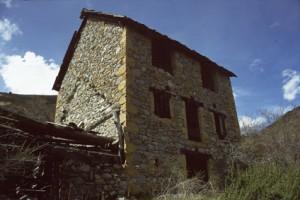 Beuil, maison rurale à l'Impegnet