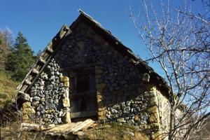 Beuil, grange au Rivet