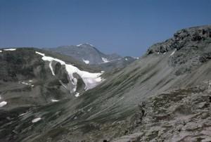 le col de la Boucharde, 1984