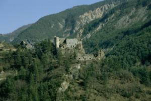 le château, Guillaumes
