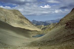 lac du Cimet (2589m), 2002