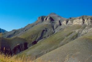 Cime Nègre, Péone 1994