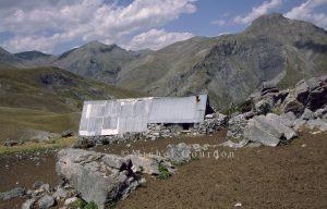 Péone cabane de l'Alpe 2007 4I-318