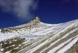 le Mont Pelat (3050m), 1982