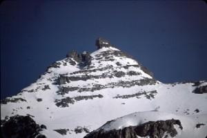 Roche Grande (2752m), 1985