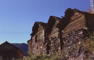 Roure architecture granges