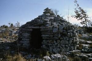 cabane 7063, les Audides, 1977