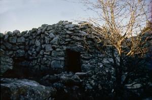 cabane 7001, les Claps, 1976