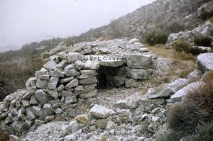 cabane 7018, le Roucou, 1978