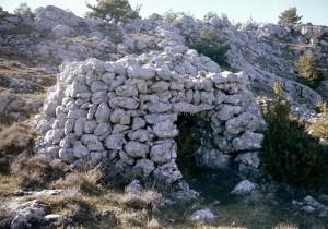 cabane 7157, les Claps, 1978
