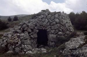 cabane 7207, l'Escarel, 1978