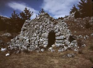 cabane 7318, les Claps, 1980