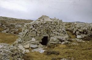 cabane 7021, Calern, 1978