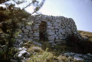 cabane 7056, Agrémourié, 1978