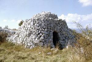cabane 7057, Agrémourié, 1978