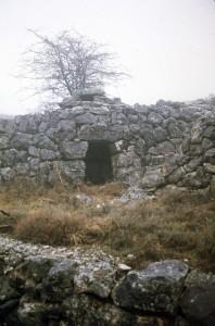 cabane 7068, le Plan, 1976