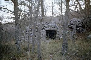 cabane 7096, le Plan, 1976