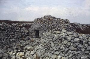 cabane 7335, Calern, 1980