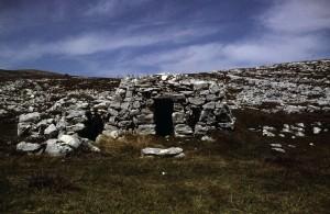 cabane 7336, Calern, 1976