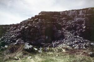 cabane 7353, Calern, 1977