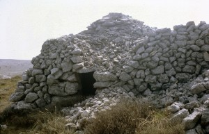 cabane 7388, Calern, 1977