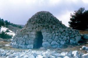 cabane 7507, Calern, 1978