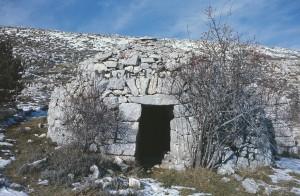cabane 7100 Haut-Montet, 1977