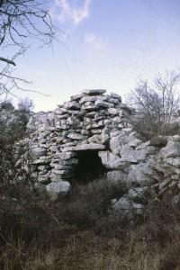 cabane 7457 Cavillore, 1977
